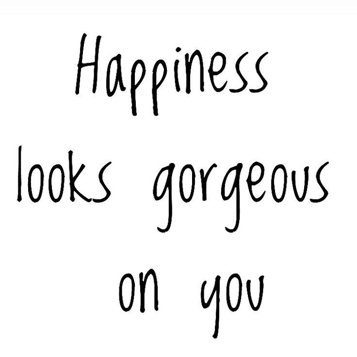 Happiness Looks Gorgeous On You Pictures Photos And Images For