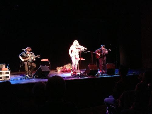 Sara Watkins (3/13/13)