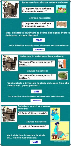 http://www.softwaredidatticofree.it/schedasbagliandosinventa.htm
