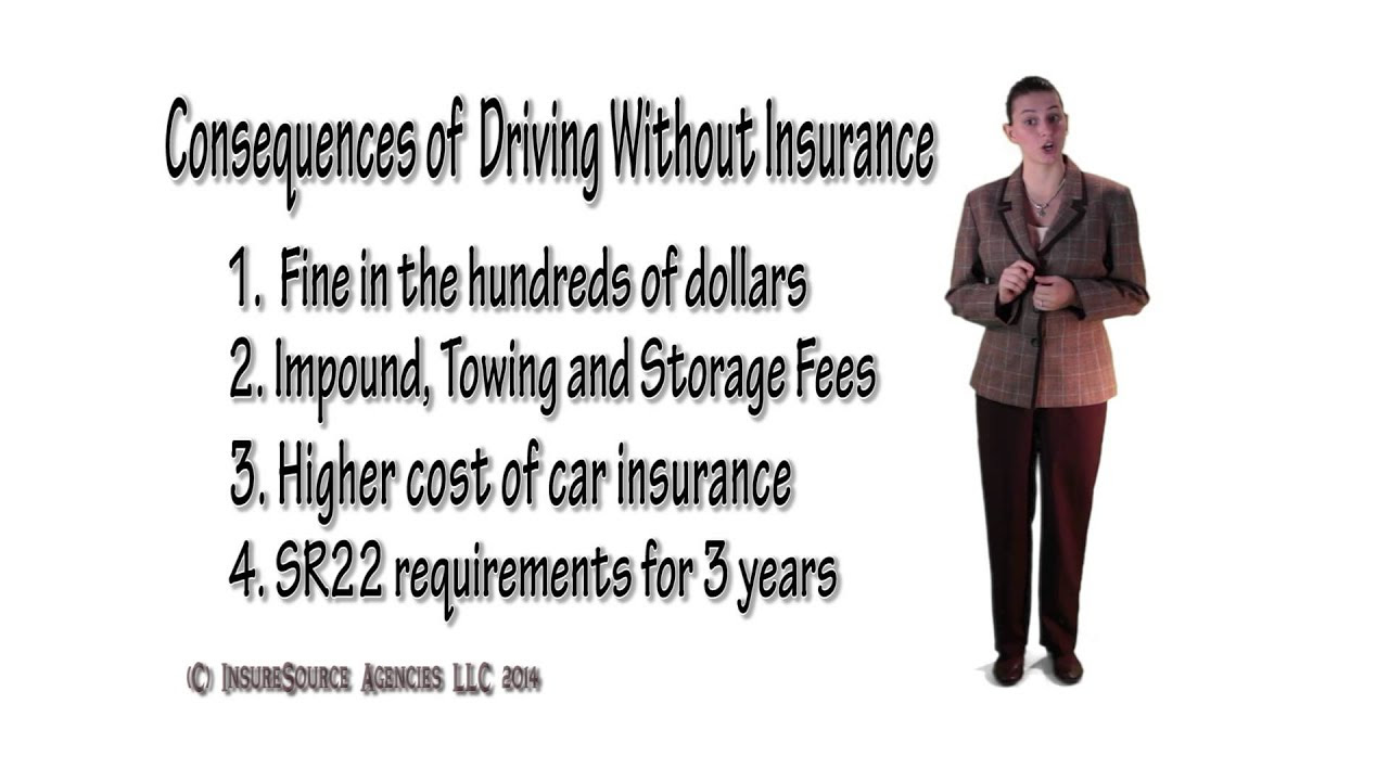 The Consequences of Driving Without Insurance in Oregon ...