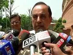 Congress To Move Privilege Motion Against Subramanian Swamy, Manohar Parrikar
