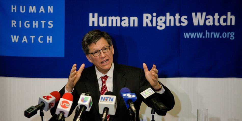 José Miguel Vivanco, director de Human Rights Watch
