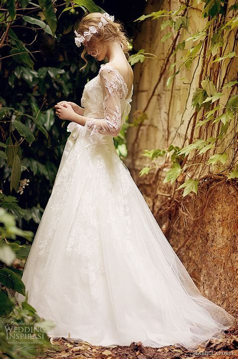 Marie Laporte Wedding Dresses 2012   Wedding Inspirasi