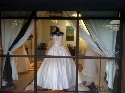 Bustle Bridal Gowns and Accessories: In Our Window: 11 05 2009