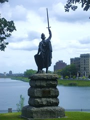 William Wallace Memorial in Baltimores Druid Hill Park by litlesam