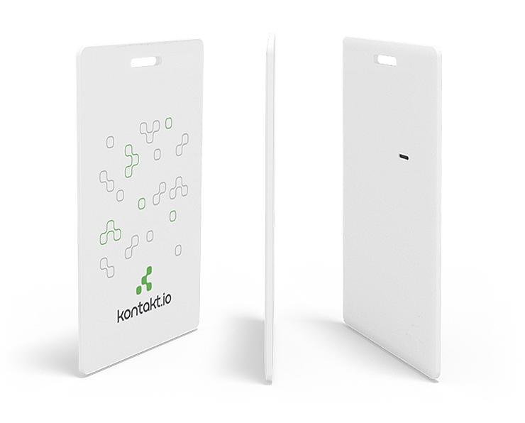 Card Beacons