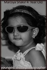 Marziya Shakirs Fourth Birthday 24 November 2011 by firoze shakir photographerno1