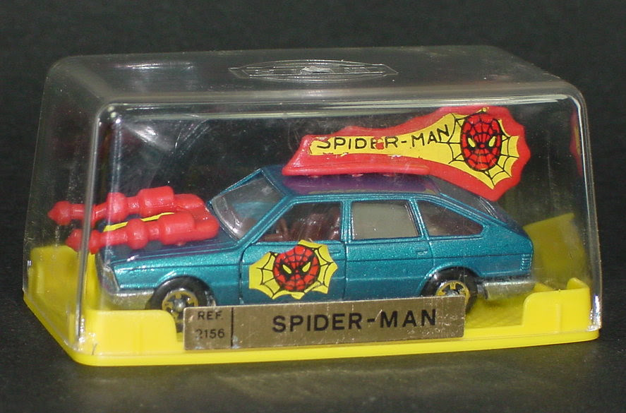 spiderman_italiancar