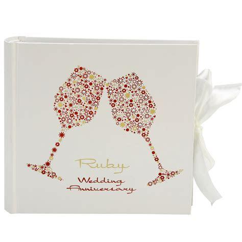 Ruby Wedding Anniversary Gifts Ireland   Lamoureph Blog
