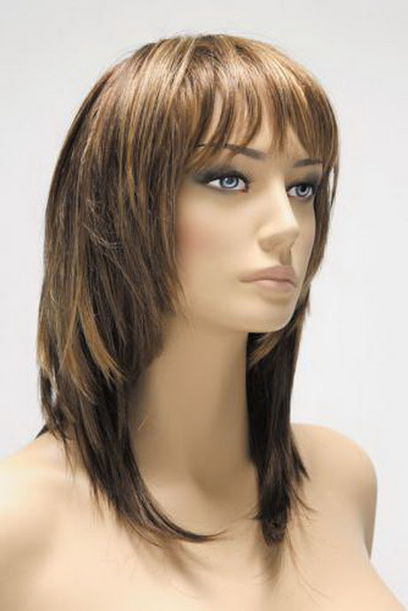 Coiffure Femme Mi Long Pinterest Foulard Cheveux Court
