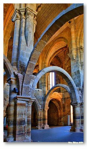 Interior da Igreja de Santa Clara a Velha #4 by VRfoto