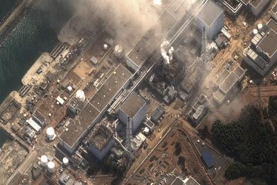 El reactor 3 de la central japonesa de Fukushima