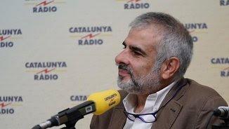 """Carlos Carrizosa, portaveu parlamentari de Ciutadans, a """"El Suplement"""""""