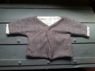 baby coat for little explorer