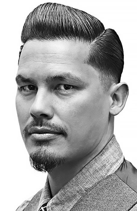 Short haircuts for men 2017