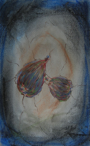 Pastel Drawing Figs 1