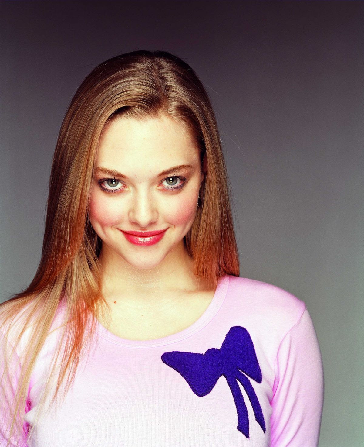 AMANDA SEYFRIED - Mean Girls Promos