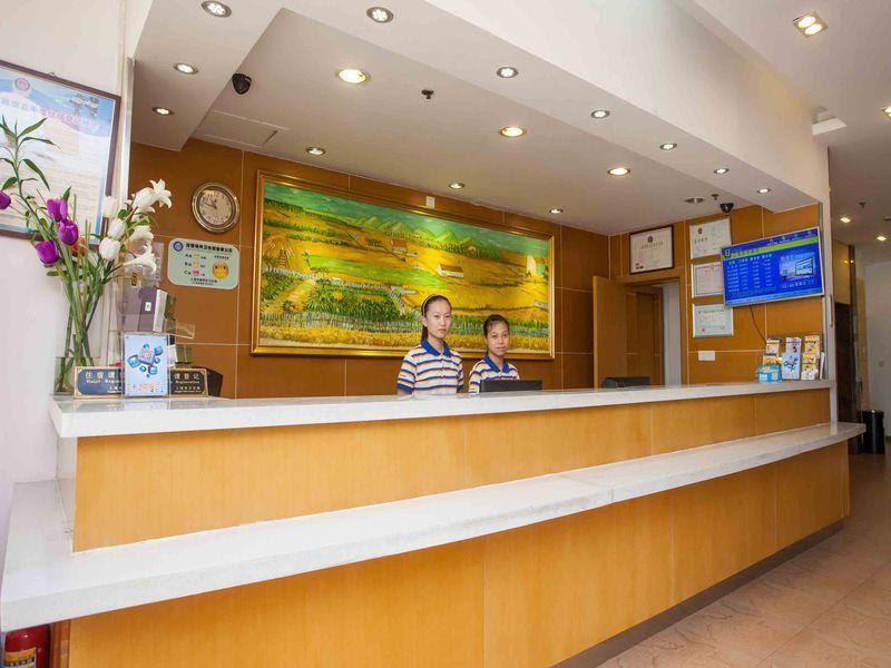 Review 7 Days Inn Chongqing Changshoutaoyuan Walking Street Center Branch