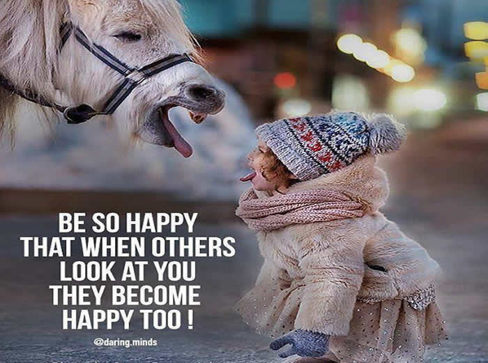 Happiness Quotebe So Happy Inspirational Quotes Pictures