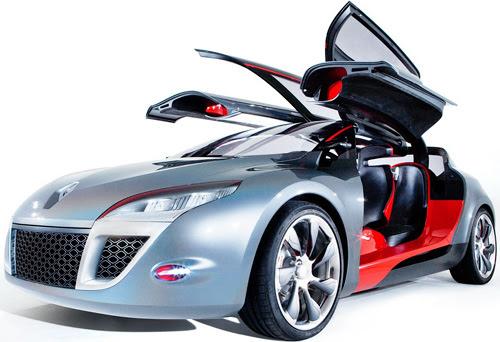 Auto Car Zone Renault Ondelios Concept
