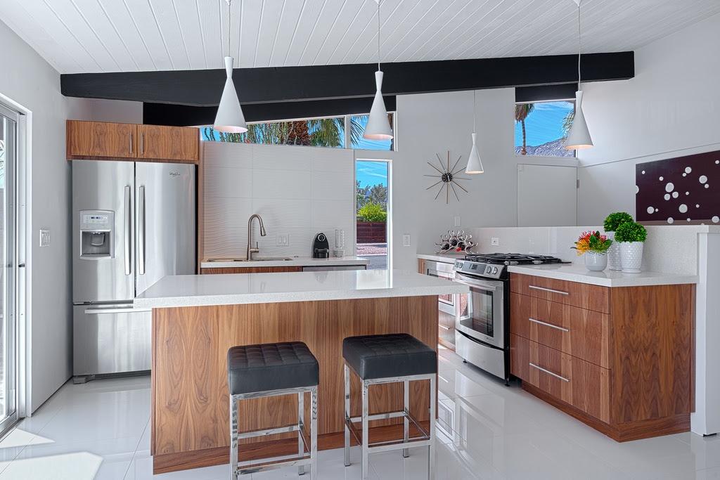 Cocinas Modernas Pequeñas Estilos Y Diseños Hoy Lowcost