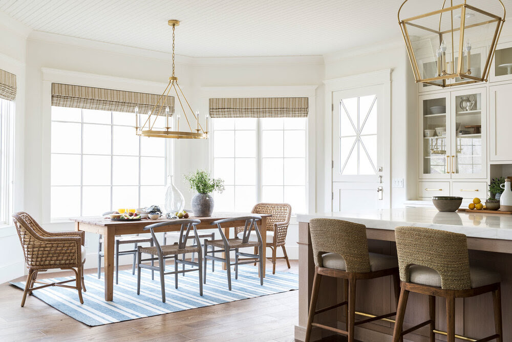 Mixing Dining Chairs And Stools Our Tips Studio Mcgee