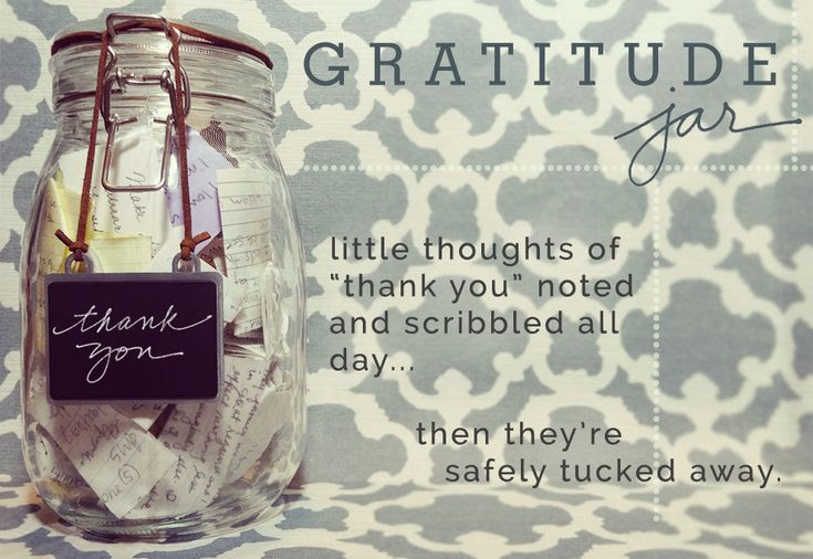Image result for Gratitude Jar