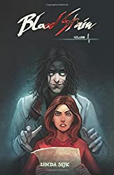 Blood Stain Vol 1 cover