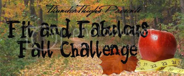 Fit & Fabulous Fall Challenge by Thunder Thighs