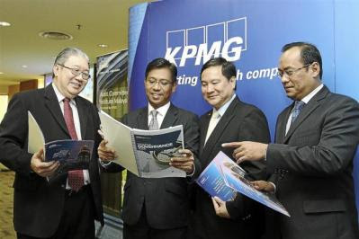 Malaysia's top team at KPMG - no accountability to HQ?