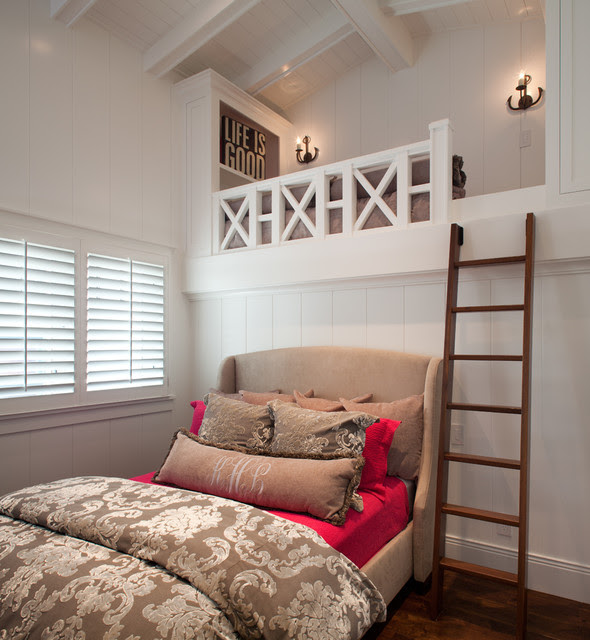 16 Super Functional Loft Bed Designs For Adults That ...