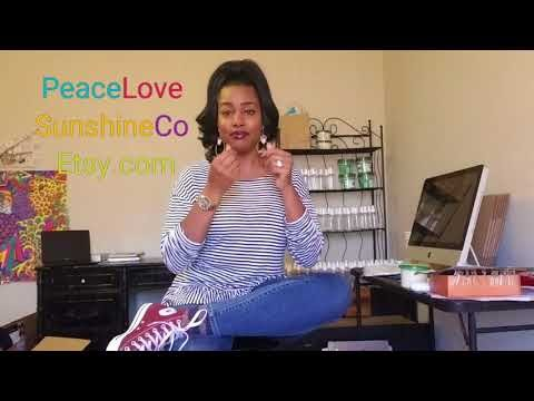 PeaceLoveSunshineCo Etsy Shop Announcements| Order for Christmas| New Scent