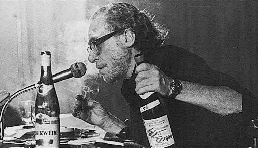Charles Bukowski On Trying If Youre Going To Try Go All The Way