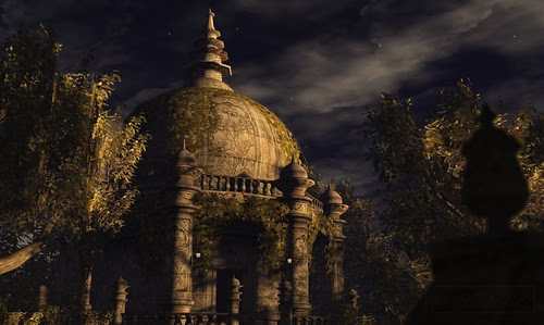 Where's Dim Sum? #152 - Moonlit tryst