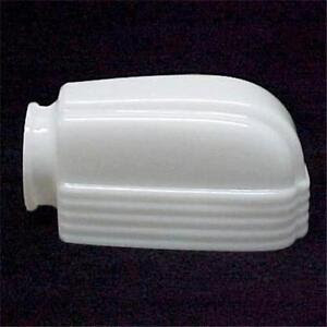 Art Deco Milk Glass Shade in Collectible Lamp and Lighting Shades ...