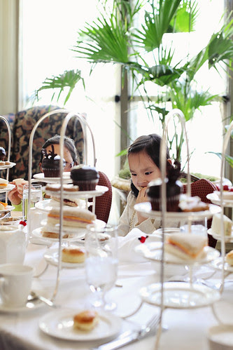 afternoon tea @ Château Laurier