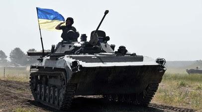 Путин заявил, что Россия обеспокоена из-за военного освоения Украины