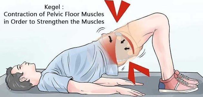 Kegel Exercises Mens Health