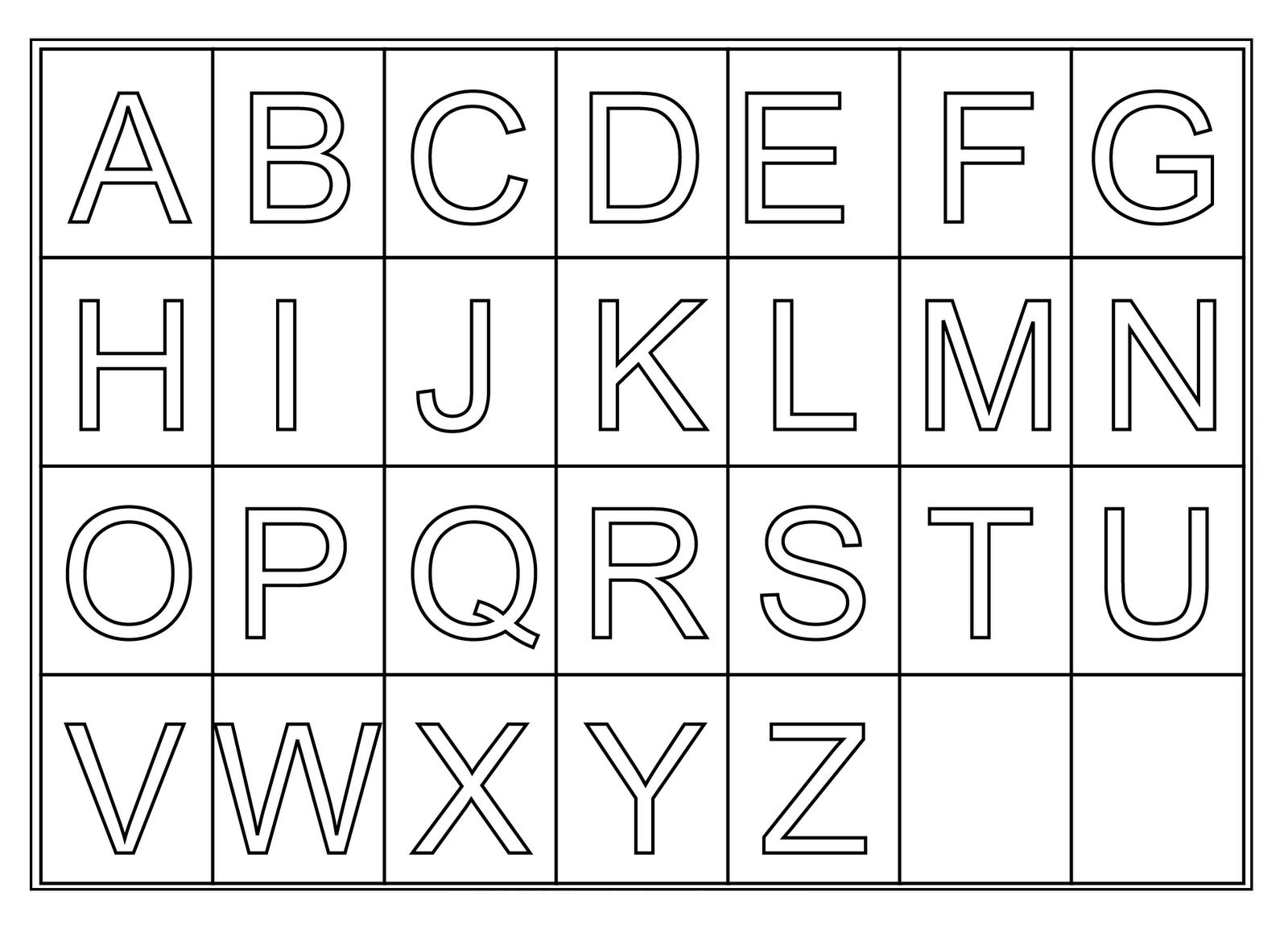 Alphabet For Kids - Scalien
