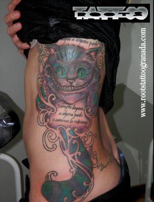 Tatuajes En Color Curación Y Conservación Roots Tattoo Granada