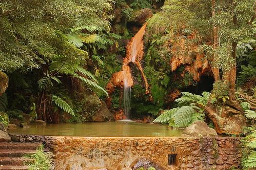 Caldeira Velha-S.Miguel Island-Azores