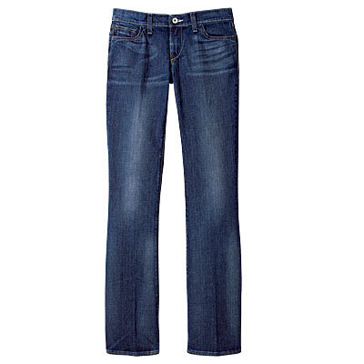 Jeans on Loomstate Jeans
