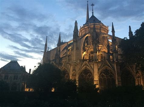 What Happened that Moved Me to Tears at Notre Dame