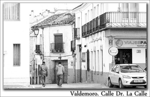 Valdemoro. Calle Dr. LaCalle