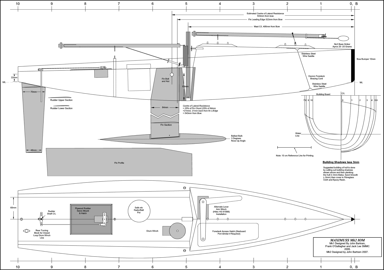 Free yacht boat plans | Mi Je
