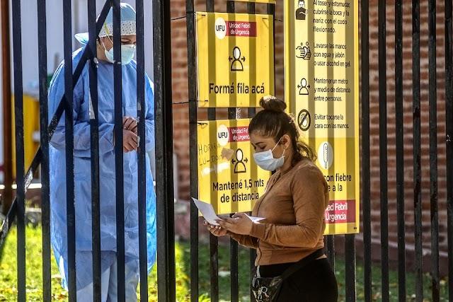 Coronavirus en Argentina: se registraron 1.218 casos y 33 muertes en las últimas 24 horas