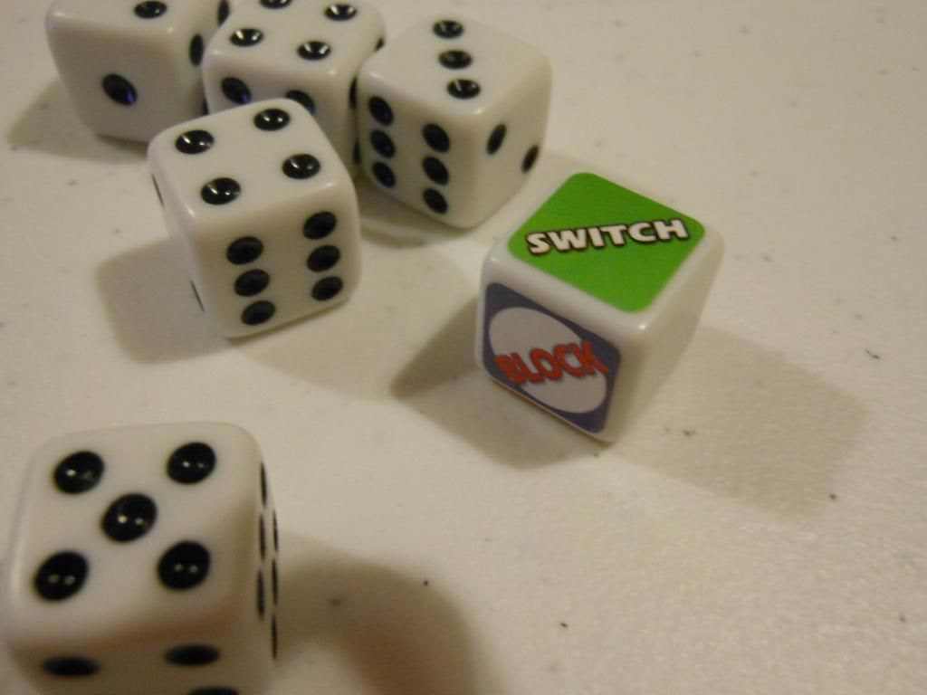 Switch 16 dice