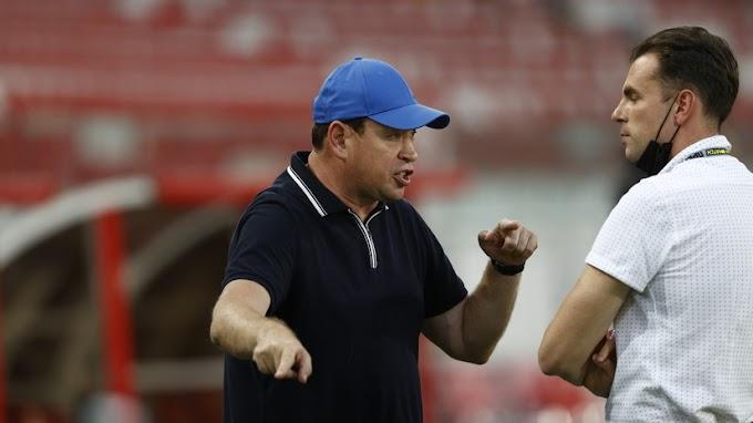Слуцкий оценил игру сборной России при Карпине