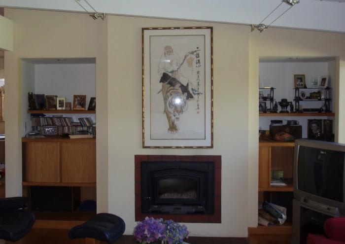 San Mateo Eichler | Interior home design and decorating Interior ...