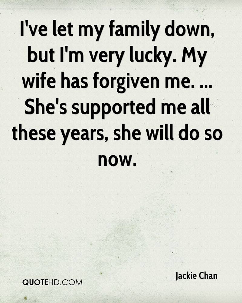 Jackie Chan Wife Quotes Quotehd